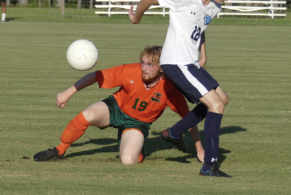 Men's Soccer Loses to South Brunswick