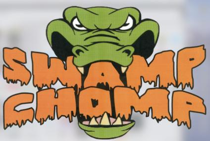 SWAMP CHOMP Begins Tuesday